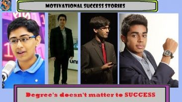Success Story of Indian Young Entrepreneurs In Hindi (Motivational #1)