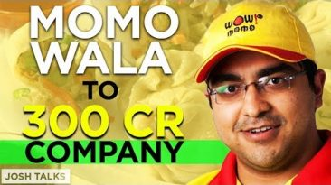 How To Start A Business With No Money? | Motivational Wow Momos Story | Sagar Daryani