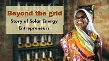 Beyond the Grid: Story of Solar Energy Entrepreneurs