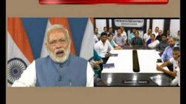 Start-up India gave entrepreneurs from Assam share their success stories with PM
