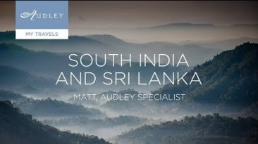 My travels in South India (Kerala) and Sri Lanka with Audley Travel