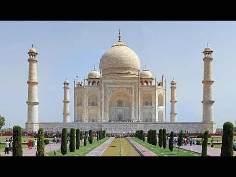 Tāj Mahal, Agra, India HD