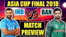 Ptv Sports Live Streaming 🔴 India Vs Bangladesh Asia cup final 2018 Match