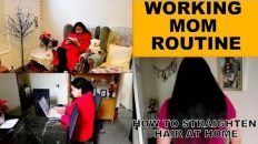 Indian Working Mom Routine l Time Management for Working Moms | Cooked Sabut Masoor with Rice