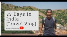 33 Days in India [Travel Vlog]
