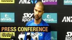 Shikhar Dhawan Says Healthy Competition in Team India For World Cup 2019 Spots | IndvsNz