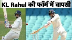 KL Rahul finally finds FORM in India A's strong reply against England Lions | Sports Tak