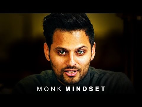MONK MENTALITY – Jay Shetty – One Of The Best Speeches EVER | MOST INSPIRING!