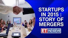 Startups in 2015 : Story Of Mergers