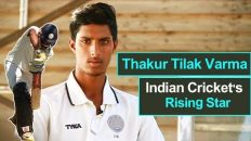 Under19 india Player Thakur Tilak Varma Interview  – Cric Sports Online