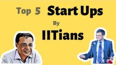 Startups By IITians | Top 5 Startups In India By IITians | Startups Success Story
