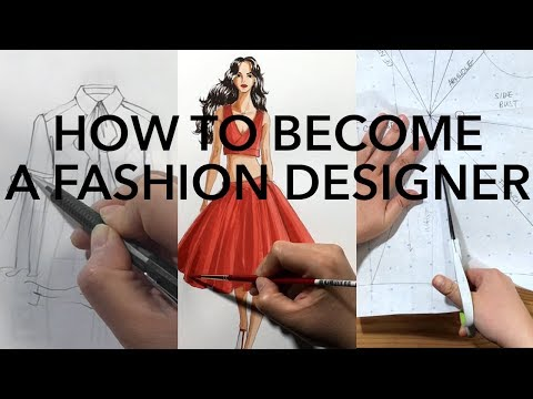 How To Become A Fashion Designer National Vlog