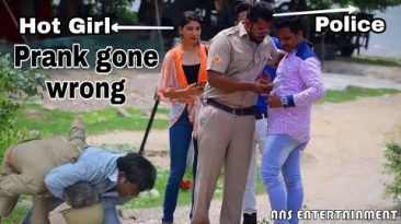 Police Encounter prank in INDIA Part 3 | ANS Entertainment | Pranks In India 2018 | gone wrong