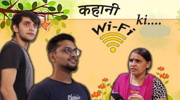 Kahaani WIFI ki…. | Internet & Indians | Funcho Entertainment
