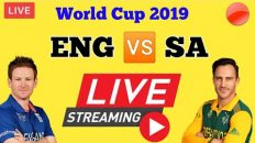 Ptv Sports Live Streaming Eng Vs Sa Live ICC Cricket World Cup 2019 | Live Cricket Match Today