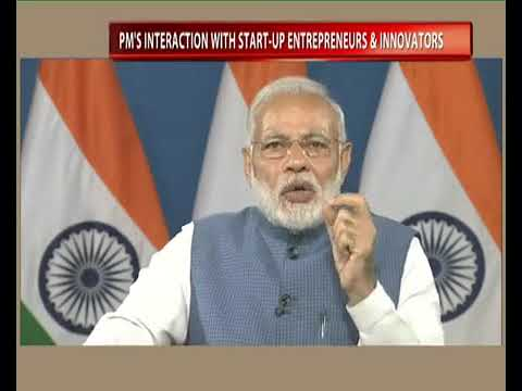 Motto of Startup India is to celebrate innovation and promote out of the box thinking | PMO