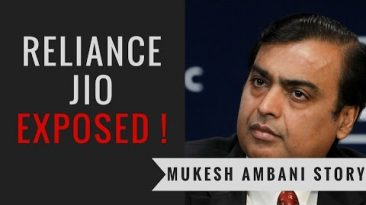 Why Mukesh Ambani Invested 1.5 Lakh Crore in Reliance Jio   Real Intentions REVEALED