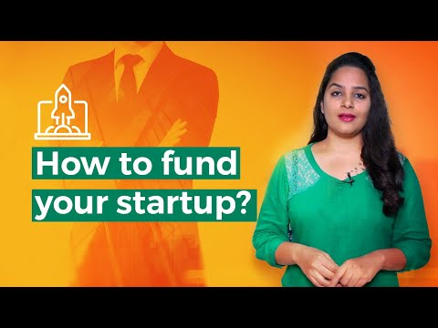 Funding a Startup – How to Fund your Start-up Dream ? | IndianMoney.com