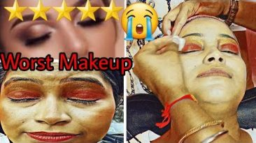 I Went To the Worst Reviewed Makeup Artist In India|Went Wrong😭Unexpected|Be Natural