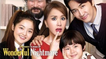 ENG SUB | A Wonderful Nightmare | Korean Movie | Ayer Entertainment Productions