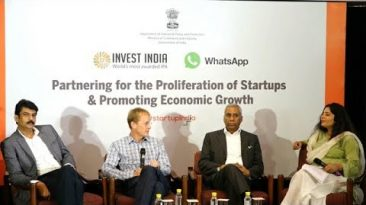 Invest India – Whatsapp Partnership Event