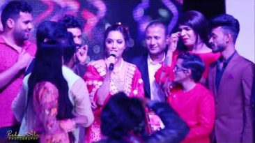 New India Fashion Week 2019 With show Stopper BB  Arshi Khan