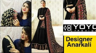 DESIGNER ANARKALI | Prachi Desai Heavy catalog suit | Yoyo Fashion | Ria Das