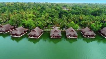 Club Mahindra Ashtamudi: Stay Amidst the Nature near the Backwaters