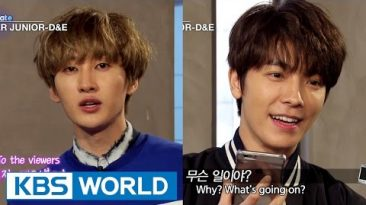 Star Reporting In – Eunhyuk and Donghae (Entertainment Weekly / 2015.03.27)