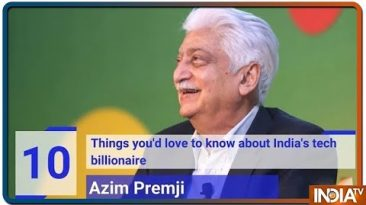 10 Things you'd love to know about India's tech billionaire