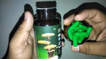 Nature Sure Ganoderma Capsules review