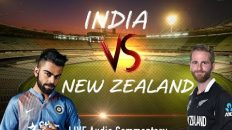 India vs New Zealand #INDvNZ – LIVE Audio Commentary – AIR – ICC Cricket World Cup 2019