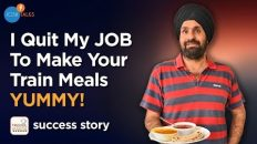 How I Built a Business From Scratch | Pushpinder Singh | Travelkhana Success Story | Josh Talks