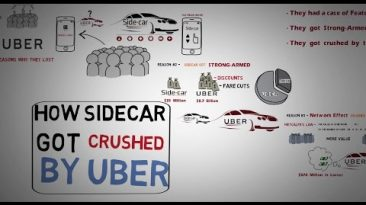 Failed Startup – How Uber beat SideCar