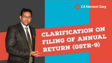 Clarification  on GSTR 9 Issued on 04th June 2019 (In Hindi)