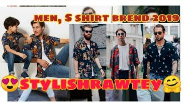 #Stylishrawtey #shirttrend Men, s shirt  trend 2019 / new fashion india