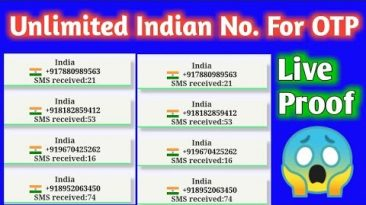 How To Bypass OTP By Indian Number | Unlimited No. | Indian Number OTP Bypass | Live Proof