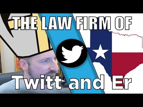 Law Firm of Twit & er, TDMA, and Thirsty Lawyers
