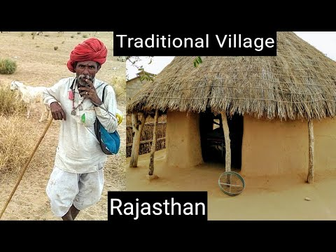 Traditional village Rajasthan