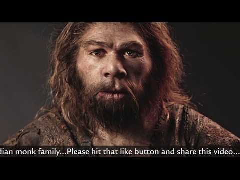 Hominid Species and Neanderthal Man in Ramayana?