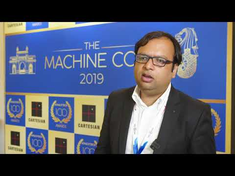ANKUR AGRAWAL Head – Data & Tech Innovation Asia at AXA – MachineCon 2019 Singapore