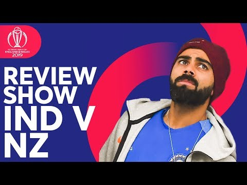The Review – India vs New Zealand | Washout At Trent Bridge | ICC Cricket World Cup 2019