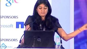 Women Entrepreneur Quest Part 3 – GHC India 2012