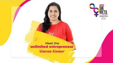 Times of India's SheUNLTD features Meesho entrepreneur Simran Kumar