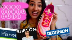 HUGE INDIA HAUL – FASHION OVERLOAD!!