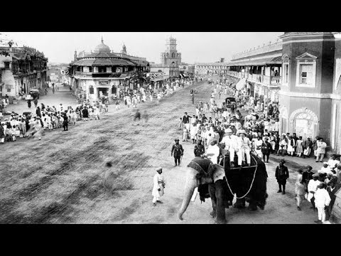 India Before 70 Years | 70 year old British documentary about Indian Culture and History