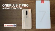 OnePlus 7 Pro Almond Edition | First Look| Tech Tak