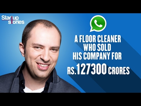 WhatsApp Success Story | How Facebook Acquired WhatsApp | Biography | Startup Stories