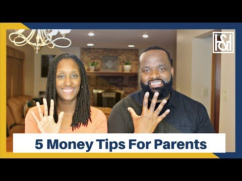 5 Money Moves Every Parent Should Make in 2019